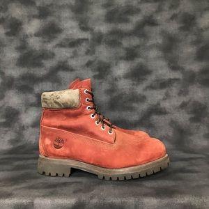 """Timberland 6"""" Premium Waterproof Suede Boots"""